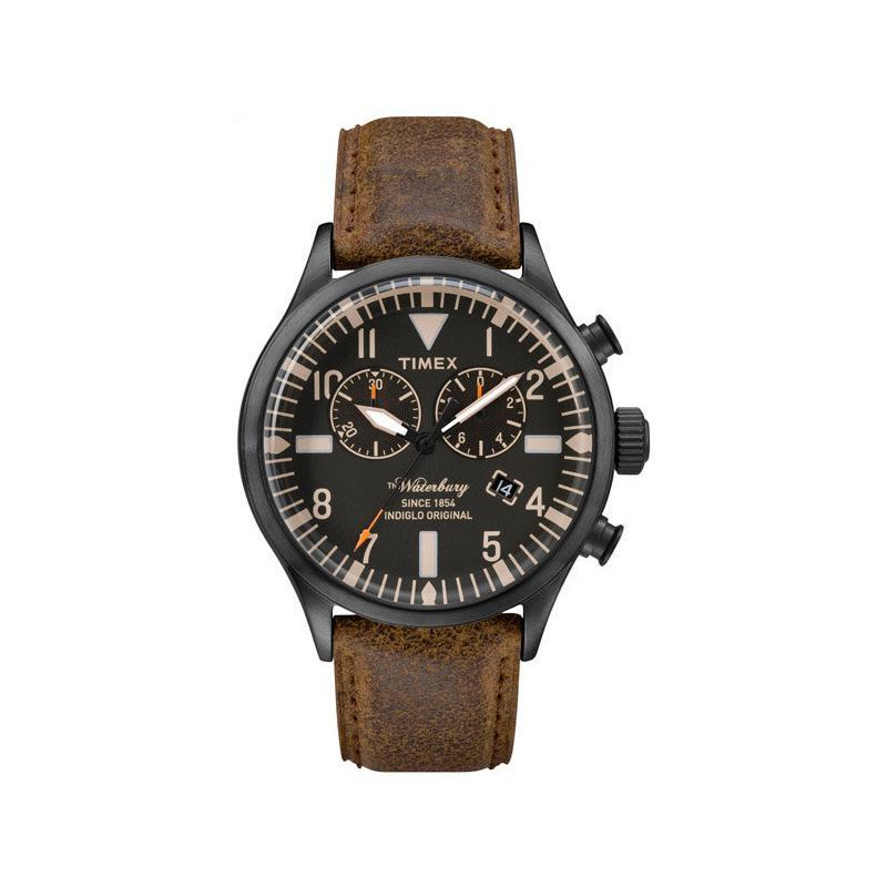 Купить наручные часы 167-9789 в Украине лучшие часы с кожанным браслетом в Киеве