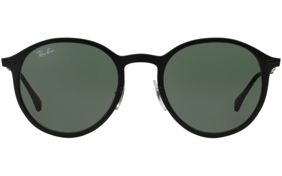 Rayban Round Sunglasses  ray ban round light ray rb4224 601s71 49 sunglasses free