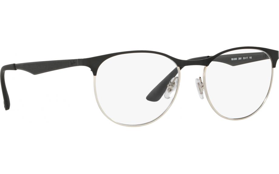 0db457bab2f Ray-Ban RX6365 2861 51 Gözlük - Ücretsiz Nakliye